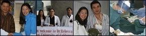 Volunteer Work - Rebecca S. Yu, MD - Hand and Upper Extremity Surgeon